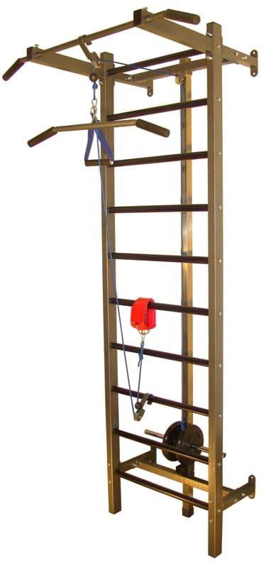 Тренажер PRO-T на свободных весах (аналог Бубновского) - Кроссоверы, артикул:2210