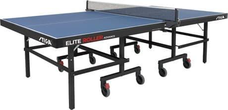 Теннисный стол Stiga Elite Roller Advance - Теннисные столы для помещений, артикул:1109