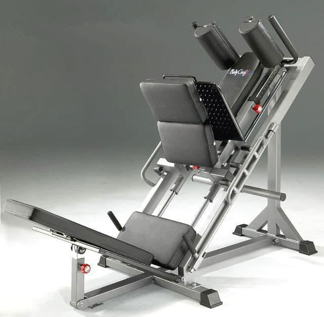 Жим ногами Body Craft F660 - Для мышц ног, артикул:3961
