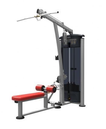 Тяга сверху гребля сидя, тросовые AeroFit Professional Impulse Techno IT9522 - Со встроенными весами, артикул:10126
