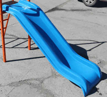 Скат пластиковый для горки - Аксессуары к ДСК, артикул:8932