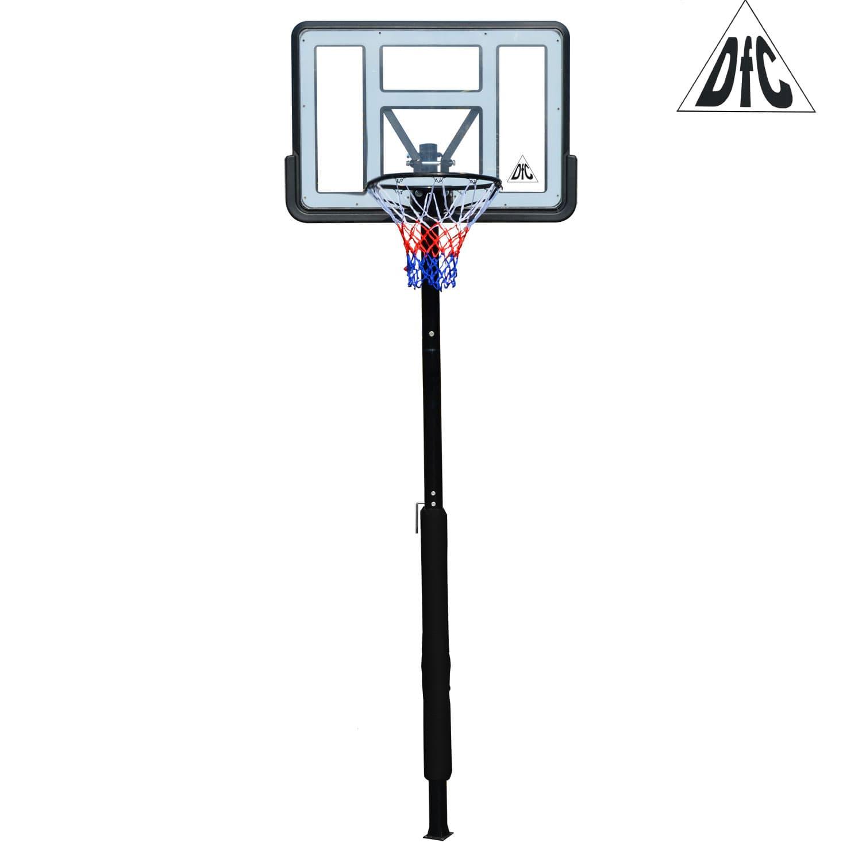 Стационарная баскетбольная стойка DFC ING44P1 - Стационарные стойки, артикул:5008