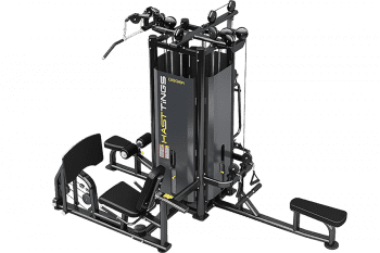 4-х позиционная силовая станция Hasttings Digger HD023-1 - Мультистанции, артикул:10960
