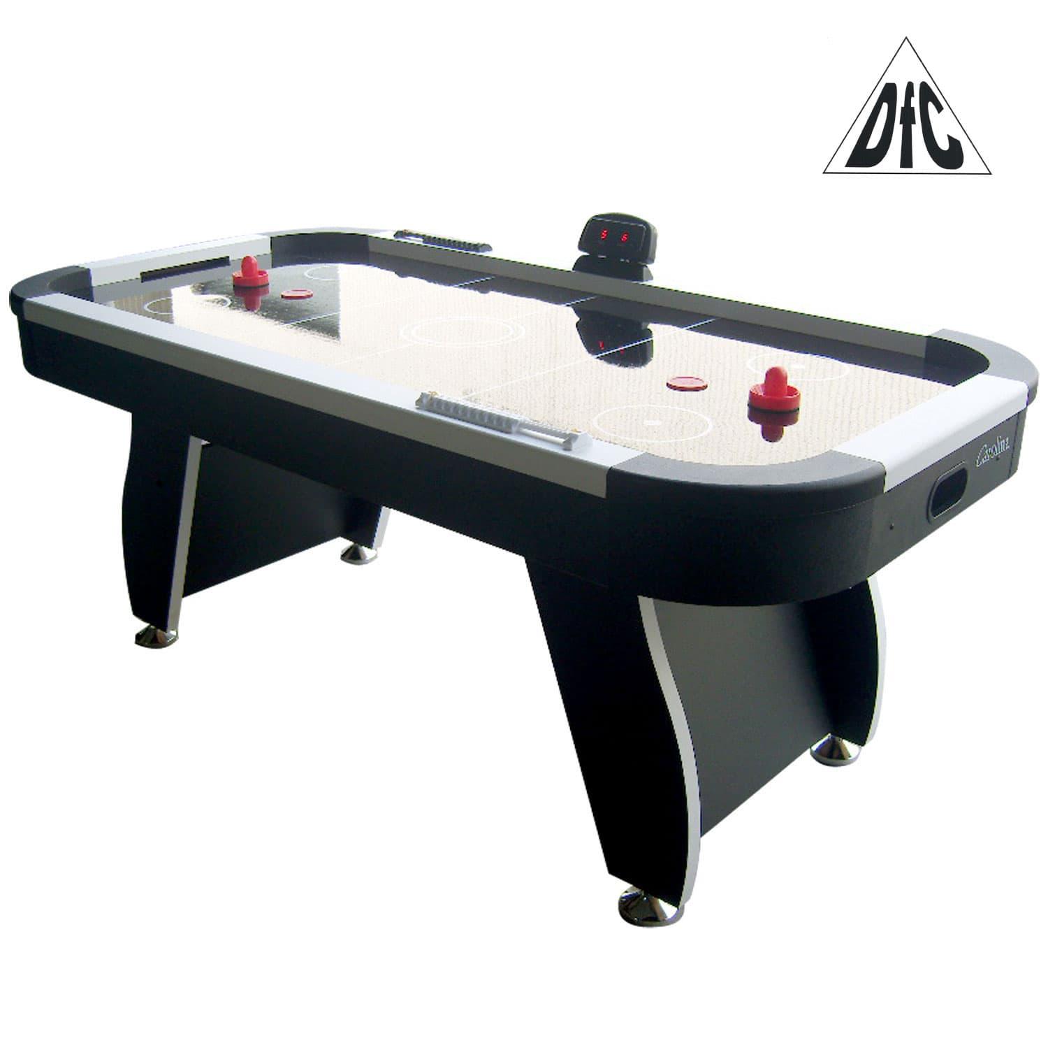 Игровой стол аэрохоккей DFC Carolina - Аэрохоккей, артикул:4729