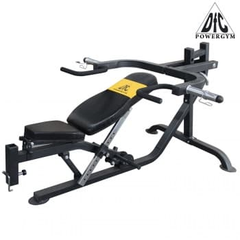 Скамья жим лежа DFC POWERGYM BN030 - Для мышц рук, артикул:6849