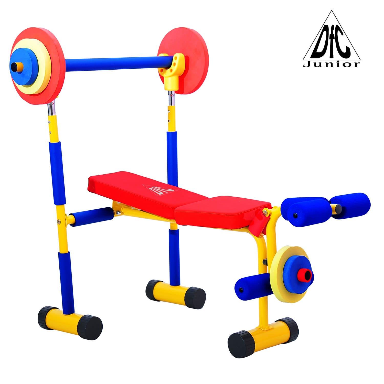 Скамья для жима детская DFC VT-2400 - , артикул:4764