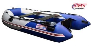 Надувная лодка СТЕЛС 295 - Хантер, артикул:6417