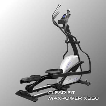 Эллиптический тренажер Clear Fit MaxPower X350 - Эллиптические тренажеры, артикул:8896