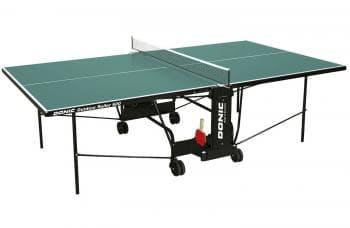 Теннисный стол Donic Outdoor Roller 600 зеленый - Теннисные столы всепогодные, артикул:6309