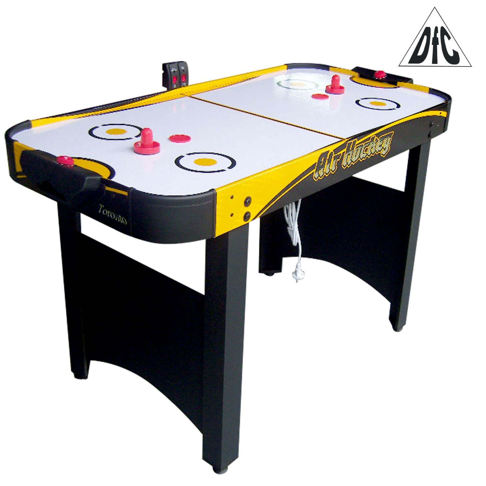 Игровой стол аэрохоккей DFC Toronto - Аэрохоккей, артикул:4730