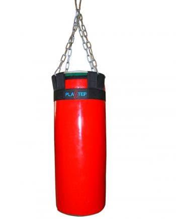 Мешок боксерский класс Мастер 25см высота 60см, цвет: красный - Боксерские груши, артикул:9704