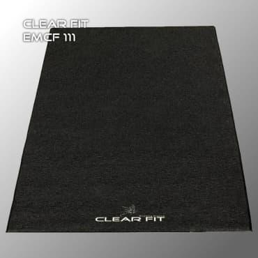 Коврик под тренажеры Clear Fit EMCF-111 - Аксесуары для тренажёров, артикул:3042