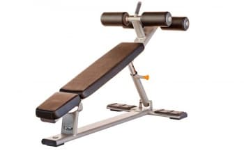Скамья для пресса AeroFit Professional Inotec Free Weight Line Е37 - Для пресса, артикул:10442