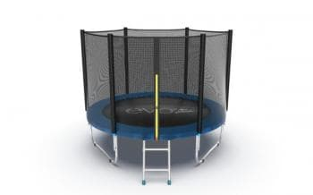 Батут Evo Jump External 8ft (Blue) - Разное, артикул:10751