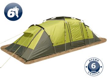 Кемпинговая палатка World of Maverick TOURER 400 - Палатки, артикул:8076