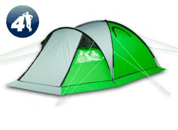 Туристическая палатка World of Maverick IDEAL 400 Alu - Палатки, артикул:7988