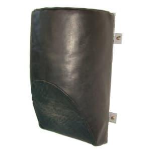 Подушка настенная PRO полукруглая с нижним скосом - Настенные подушки, артикул:4586