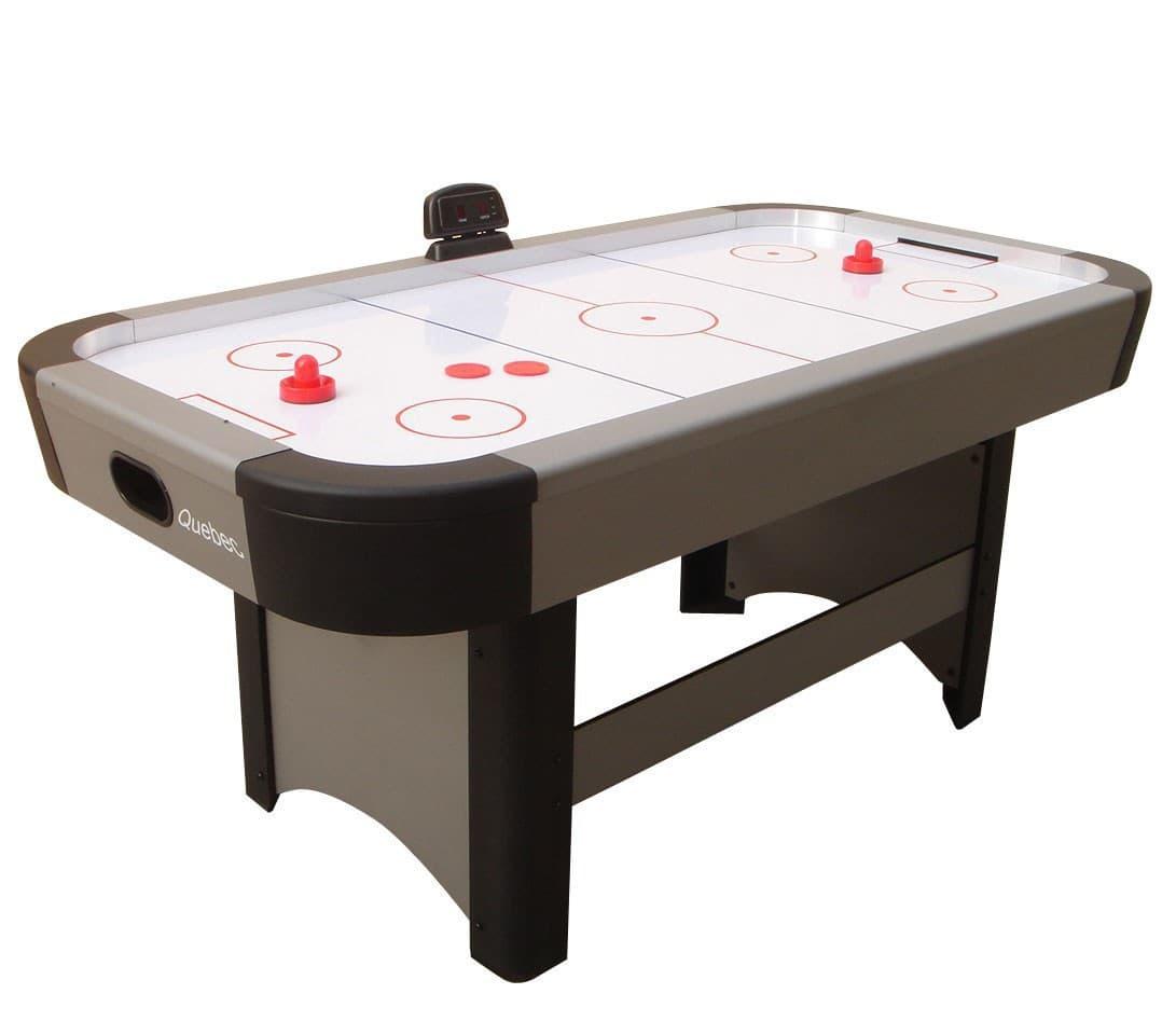Игровой стол аэрохоккей DFC Quebec - Аэрохоккей, артикул:3809
