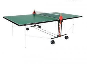 Теннисный стол Donic Outdoor Roller FUN зеленый - Теннисные столы всепогодные, артикул:6305