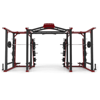 Силовая рама Double Mega Rack Matrix Magnum MG-MR47x2 - Силовые рамы и стойки, артикул:9208