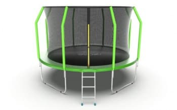 Батут Evo Jump Cosmo 12ft (Green) - , артикул:10783
