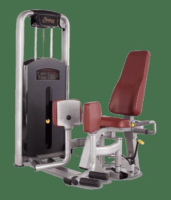 Приведение бедра сидя BRONZE GYM MV-018 - Со встроенными весами, артикул:6831