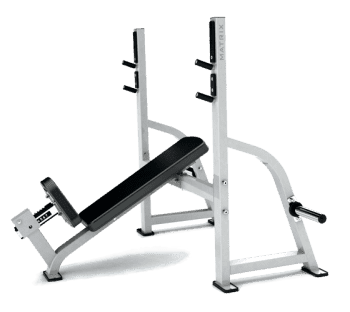Cкамья для жима Matrix G1-FW164 - Для жима штанги, артикул:9236