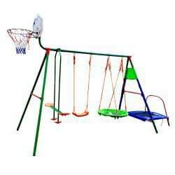 Детский уличный комплекс DFC MTB-01 - Уличное оборудование, артикул:7041