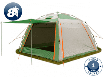 Шатер-тент World of Maverick FORTUNA 350 - Палатки, артикул:8086