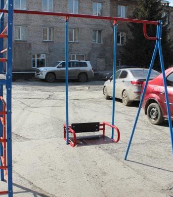 Качели Т 40 см - Аксессуары к ДСК, артикул:8908