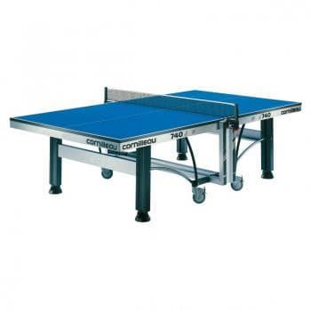 Теннисный стол Cornilleau Competition 740 синий - Теннисные столы для помещений, артикул:6187