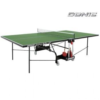 Теннисный стол всепогодный Donic Outdoor Roller 400 зеленый - Теннисные столы всепогодные, артикул:8263