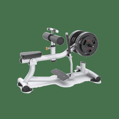 Икроножные мышцы сидя MATRIX MAGNUM MG-PL77 - Для мышц ног, артикул:5165