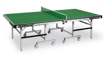 Теннисный стол Donic Waldner Classic 25 зеленый - Теннисные столы для помещений, артикул:6228