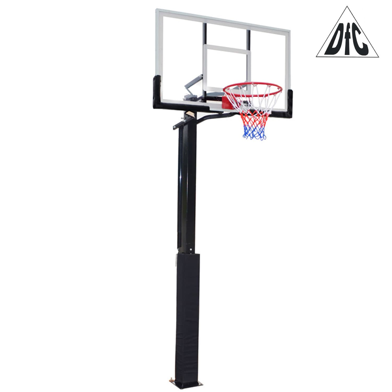 Стационарная баскетбольная стойка DFC ING50A - Стационарные стойки, артикул:5009
