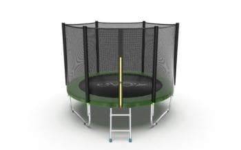 Батут Evo Jump External 8ft (Green) - Разное, артикул:10750