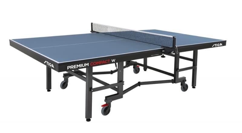 Теннисный стол Stiga Premium Compact W - Теннисные столы для помещений, артикул:1132
