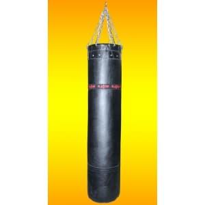 Мешок боксерский PRO кожа 40см высота 120см - Боксерские груши, артикул:9690