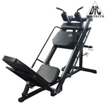 Жим ногами DFC POWERGYM HM028 - Для мышц ног, артикул:6858