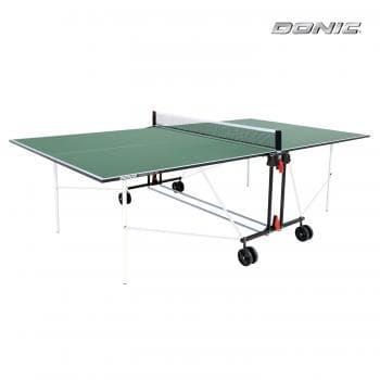 Теннисный Donic Indoor Roller SUN зеленый - Теннисные столы для помещений, артикул:6256