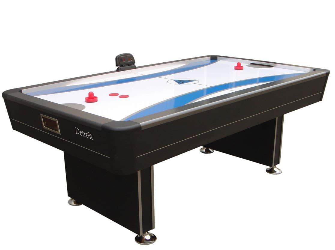 Игровой стол аэрохоккей DFC Detroit - Аэрохоккей, артикул:3969