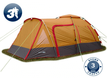 Кемпинговая палатка World of Maverick ULTRA PREMIUM - Палатки, артикул:7999