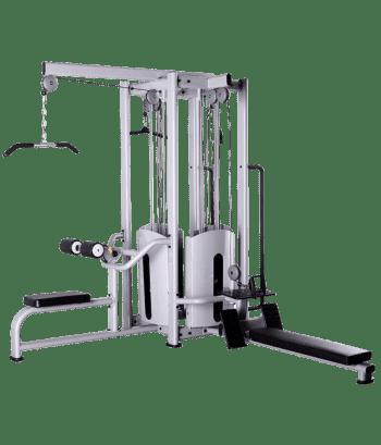Мультистанция 4-ех позиционнная Bronze Gym BS-8848 - Мультистанции, артикул:9410