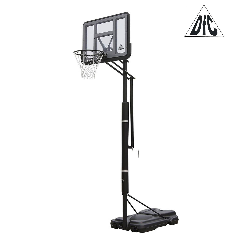 Мобильная баскетбольная стойка 44   DFC STAND44PVC1 - Мобильные стойки, артикул:4872