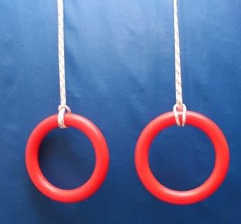 Кольца гимнастические - Аксессуары к ДСК, артикул:5815