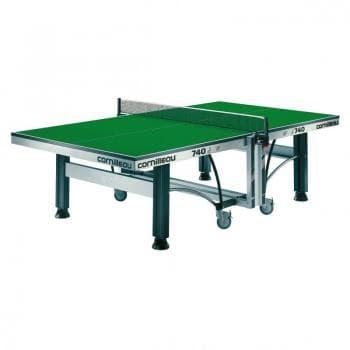 Теннисный стол Cornilleau Competition 740 зеленый - Теннисные столы для помещений, артикул:6188