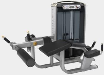 Разгибание спины Matrix G7 S52 - Со встроенными весами, артикул:9461