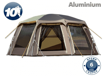 Шатер-тент World of Maverick OLYMPIA - Палатки, артикул:8090