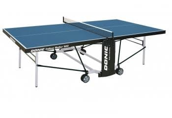 Теннисный стол Donic Indoor Roller 900 синий - Теннисные столы для помещений, артикул:6267