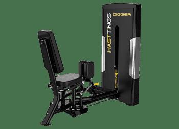 Сведение/разведение ног сидя Hasttings Digger HD020-1 - Со встроенными весами, артикул:6934